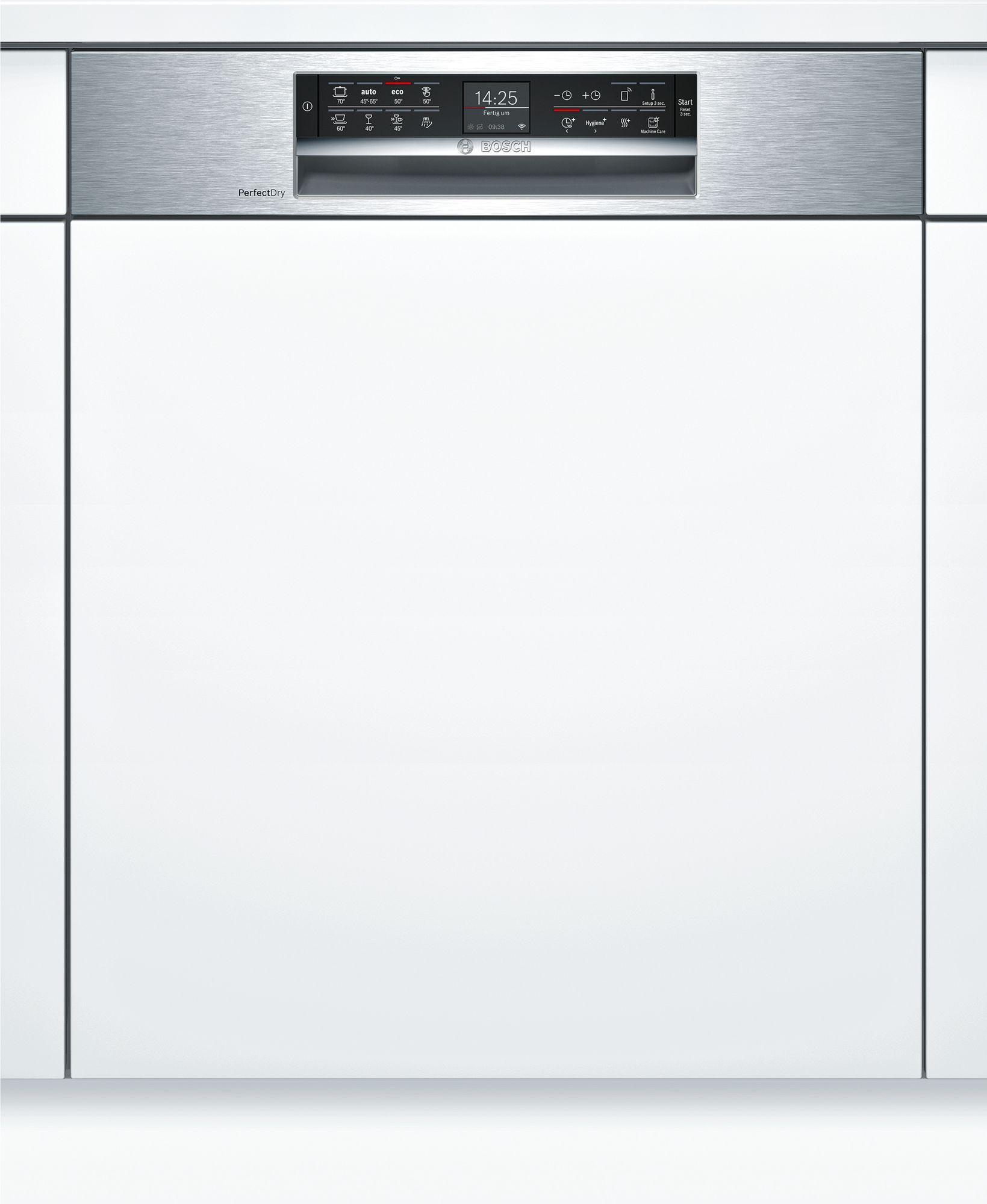 Photo Lave Vaisselle Intégrable Bosch SMI68TS06E
