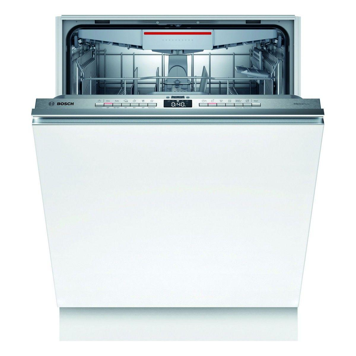 Photo Lave Vaisselle Tout Intégrable Bosch SMV4HVX37E