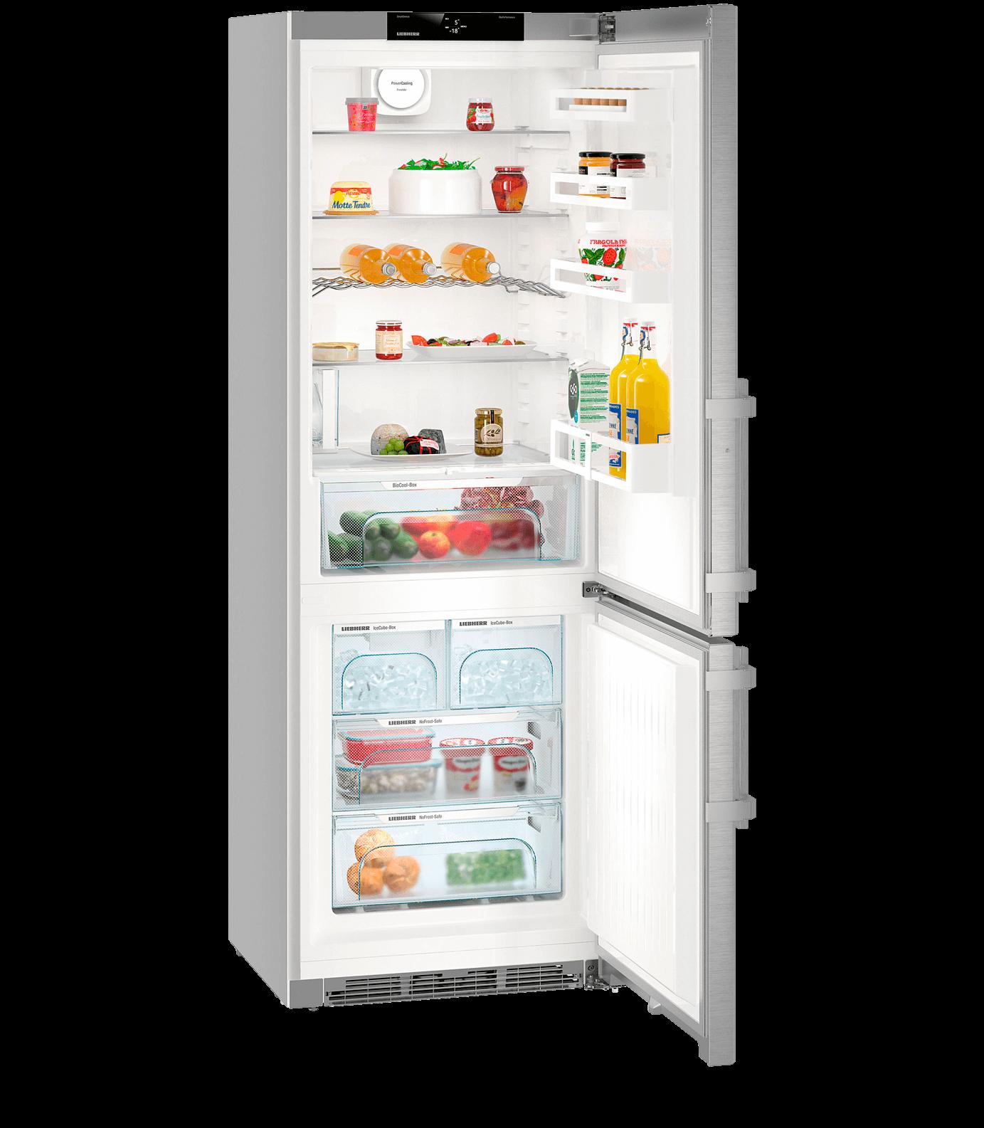 Photo Réfrigérateur Combiné Liebherr CNEF5745-20