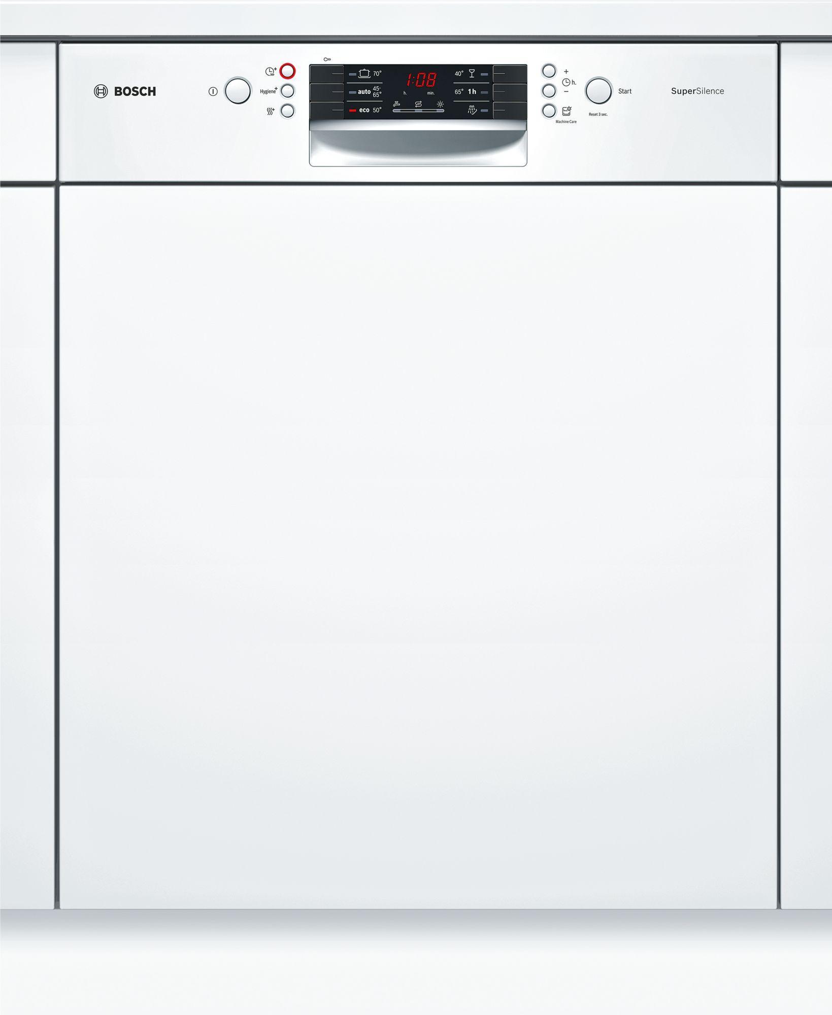 Photo Lave Vaisselle Intégrable Bosch SMI46JW03E