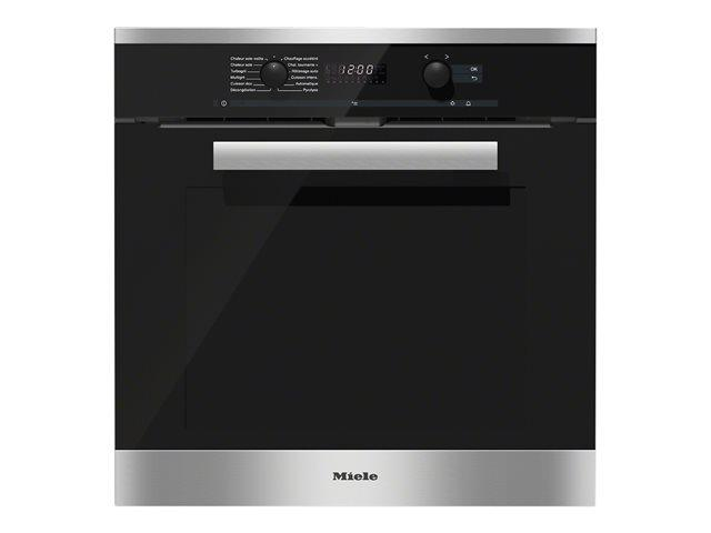 Photo Four Miele Multifonction Pyrolyse H6265BPIN