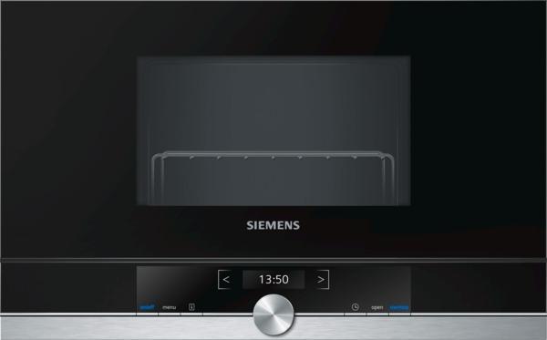 Photo Micro-Ondes Siemens Encastrable  BE634LGS1