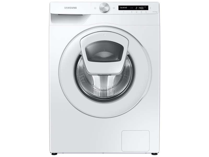 Photo Lave-Linge Frontal Samsung WW80T554DTW/S3