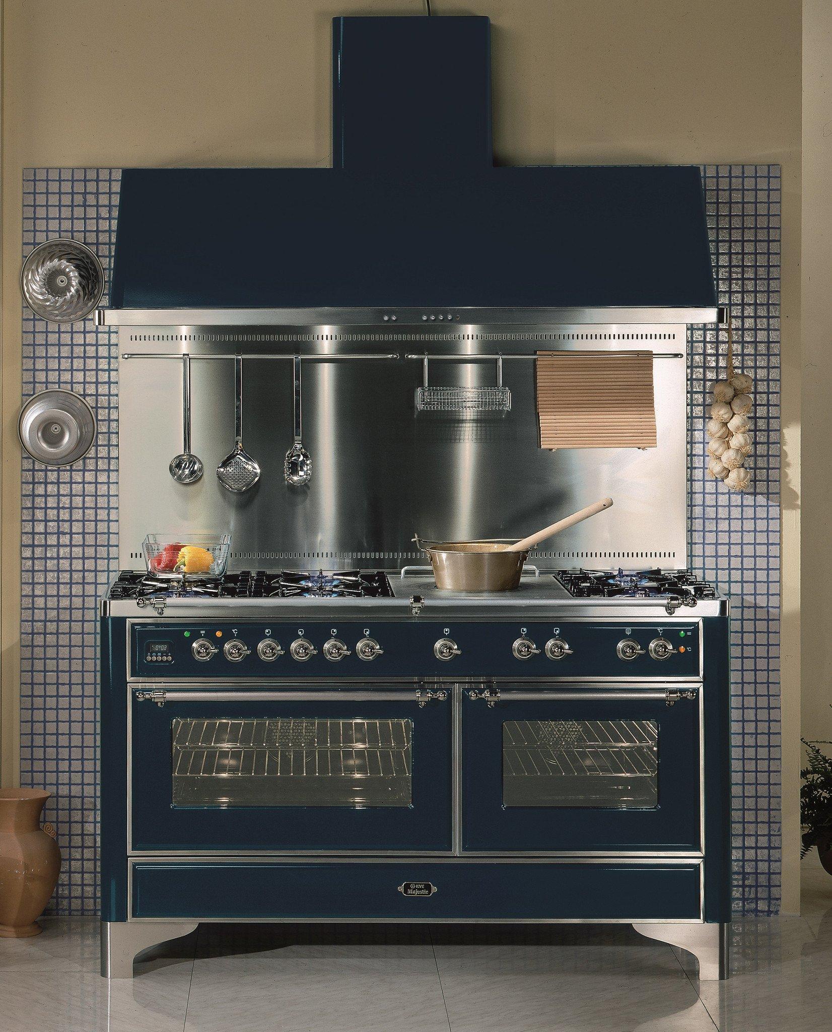 Photo Cuisinière Ilve Majestic M150SDVG