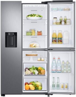 Photo Réfrigérateur Americain Samsung RS68N86F0S9