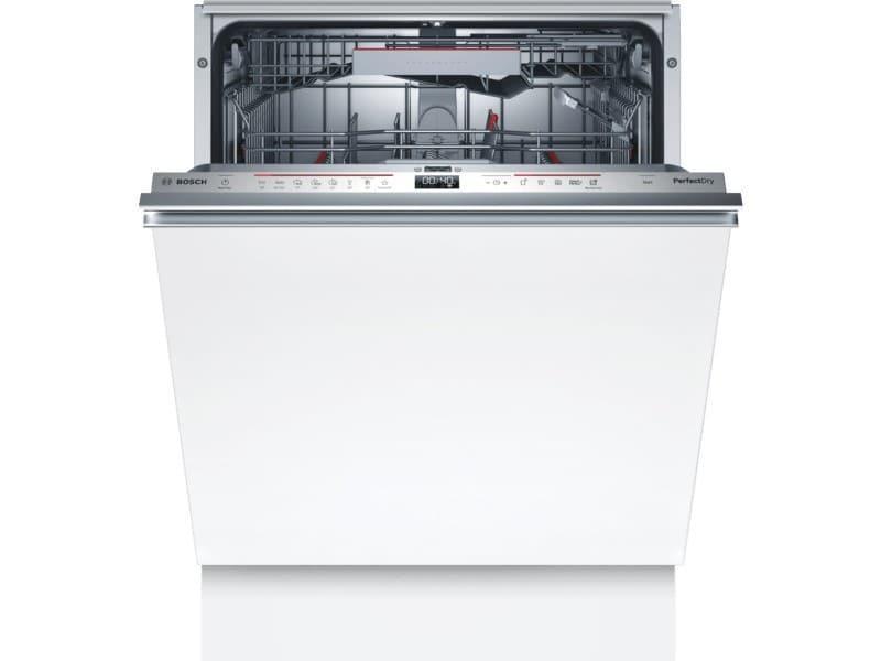 Photo Lave Vaisselle Tout Intégrable Bosch SMV6EDX57E