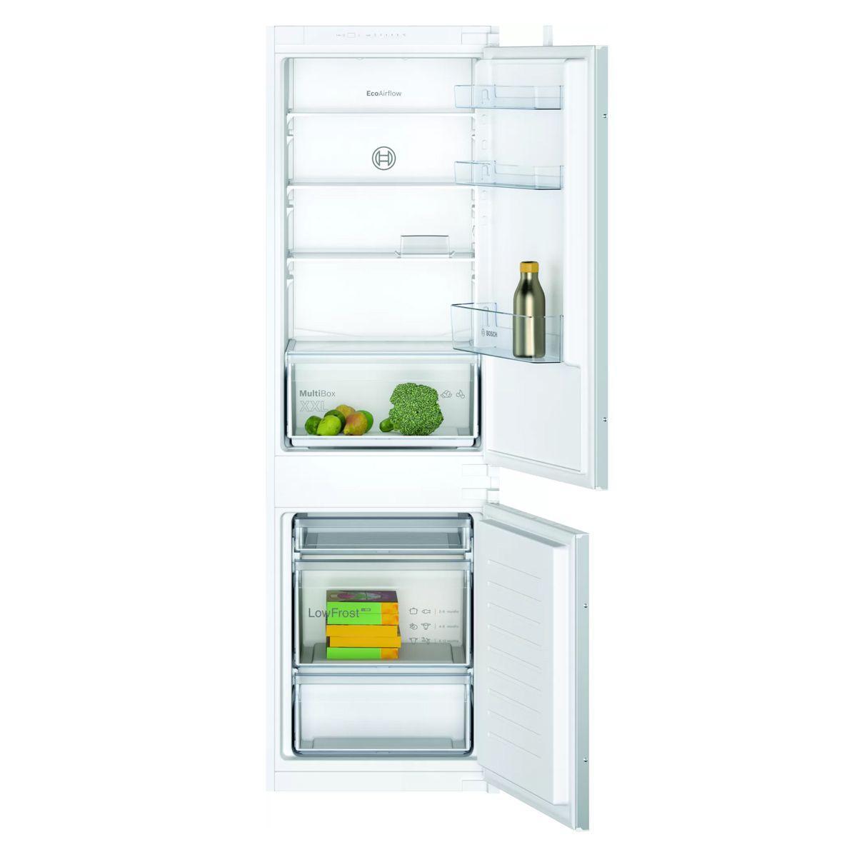 Photo Réfrigérateur Combiné Intégrable Bosch KIV865SF0