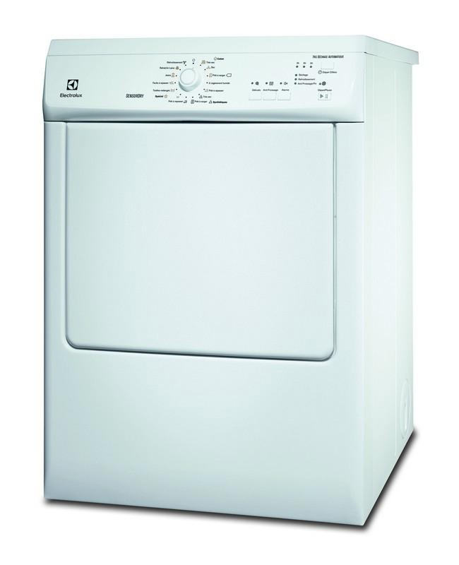Photo Sèche-linge Evacuation Electrolux EDE1072PDW