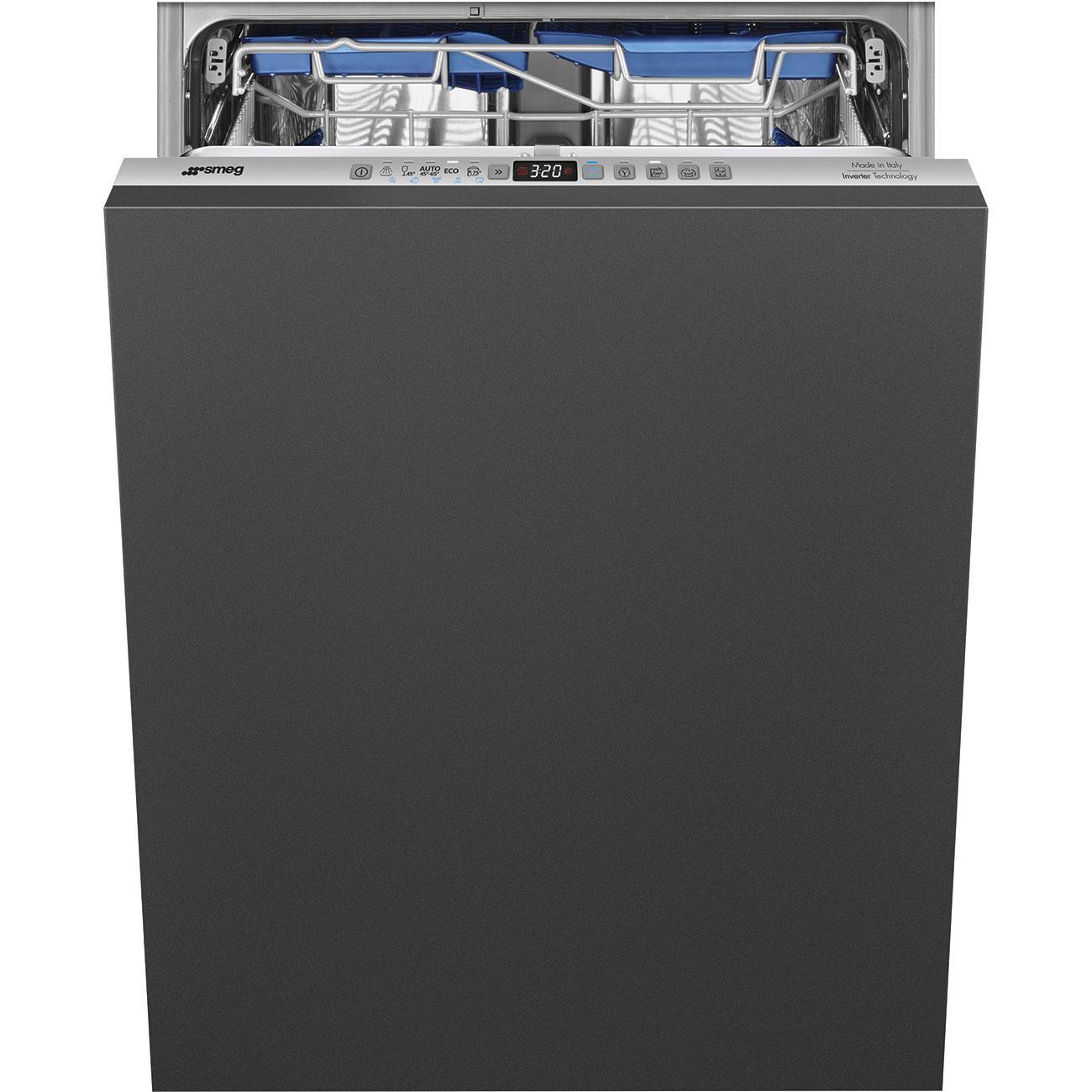 Photo Lave vaisselle Tout Intégrable Smeg ST323PM
