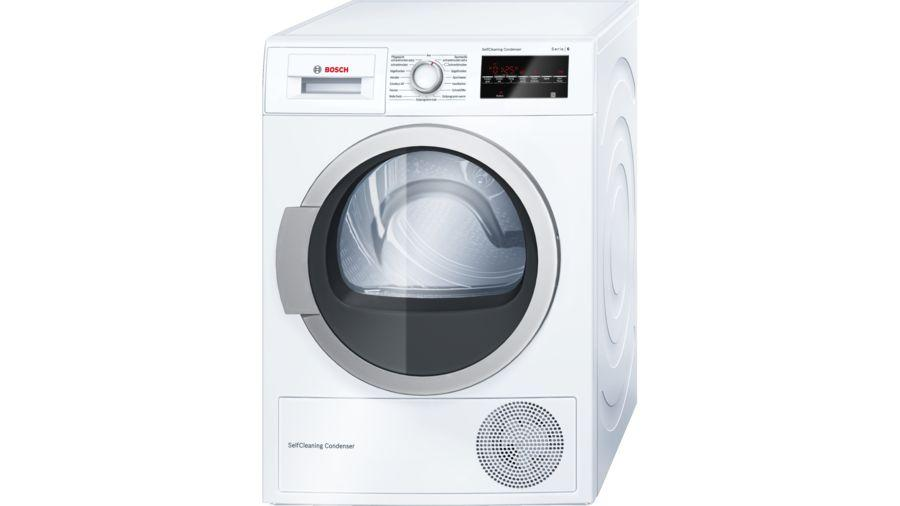 Photo Sèche Linge Condensation Bosch WTW85460FF