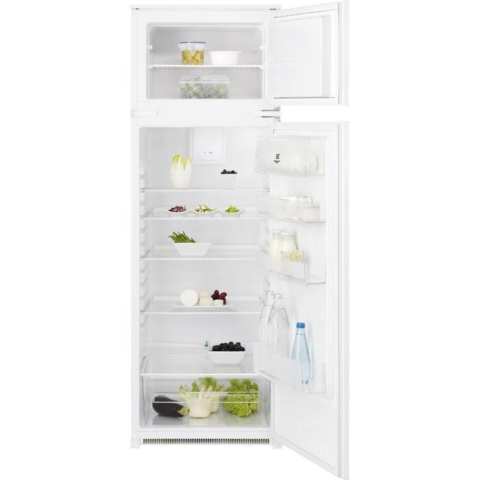Photo Réfrigérateur Electrolux 2 portes intégrable EJN2710AOW
