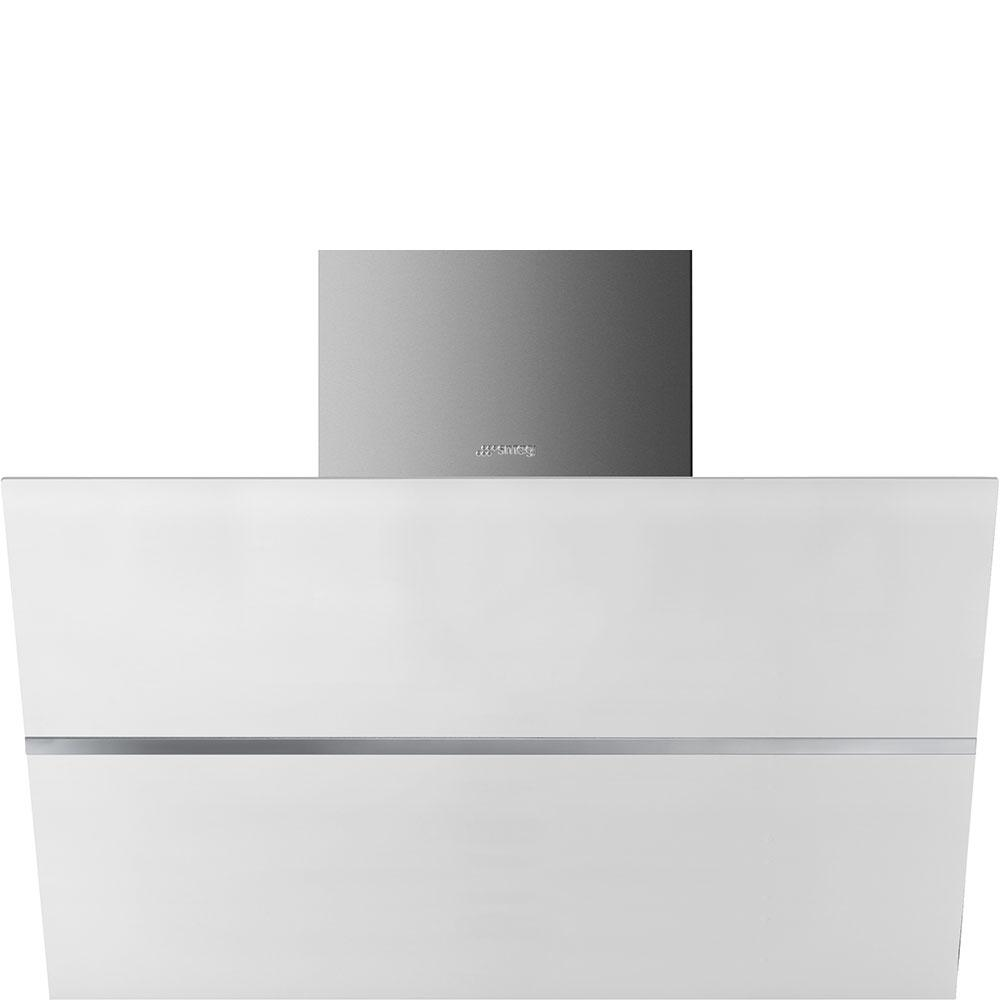 Photo Hotte Décorative Smeg KCV80BE2