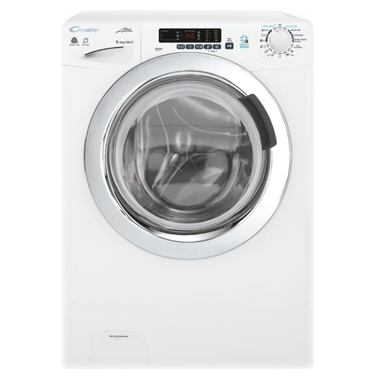 Photo Lave Linge Séchant Candy GVSW485DWC-47