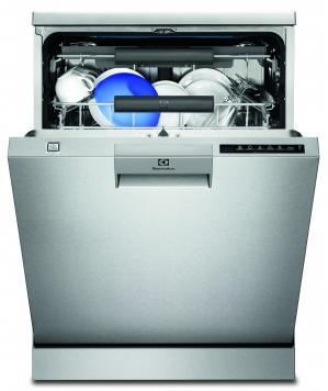 Photo Lave Vaisselle Electrolux Posable ESF8650ROX