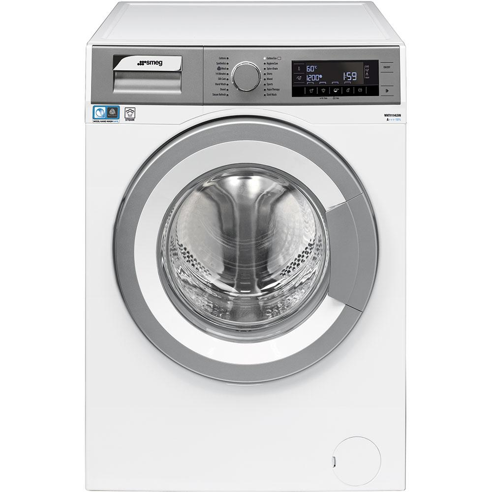 Photo Lave-linge Frontal Smeg WHT1114LSIN