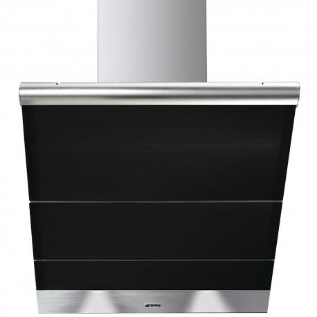 Photo Hotte Smeg Décorative Murale KTS75NCE