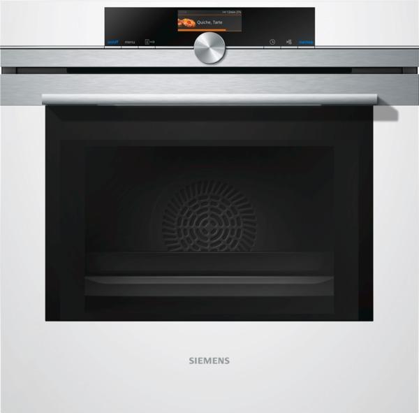 Photo Four Et Micro-ondes Siemens Pyrolyse HM676G0W1F