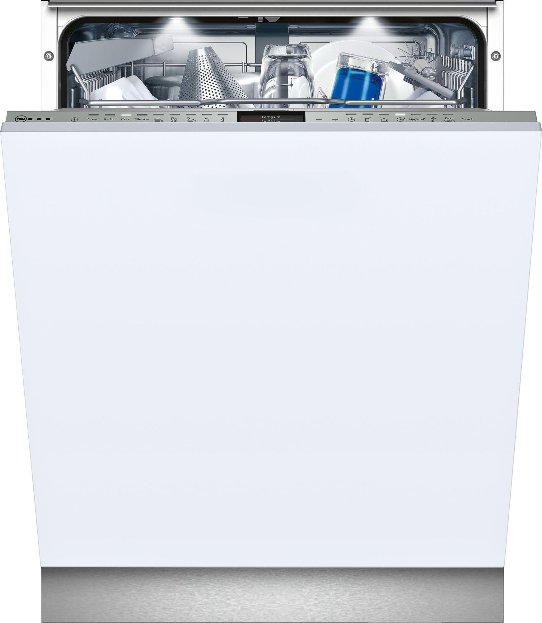 Photo Lave Vaisselle Tout Intégrable Neff S717P82D6E