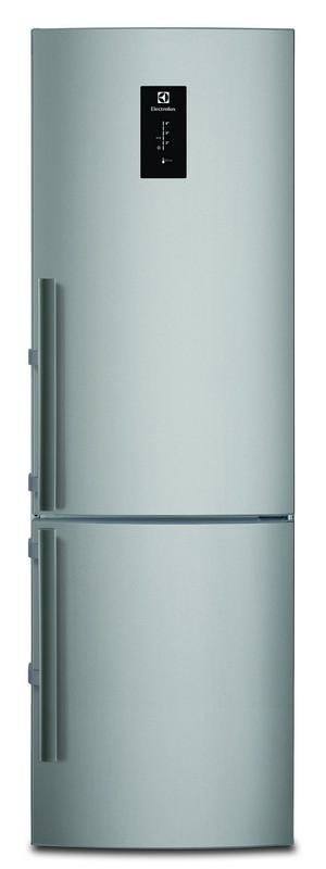 Photo Réfrigérateur Combiné Electrolux EN3854MFX