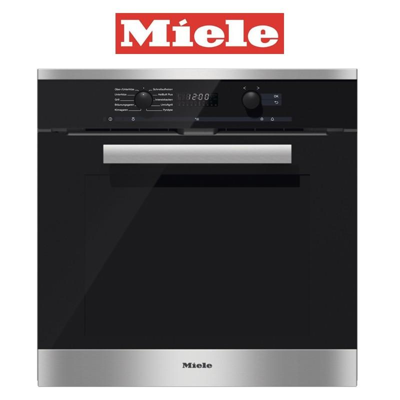 Photo Four Miele Multifonction Pyrolyse H6260BPIN