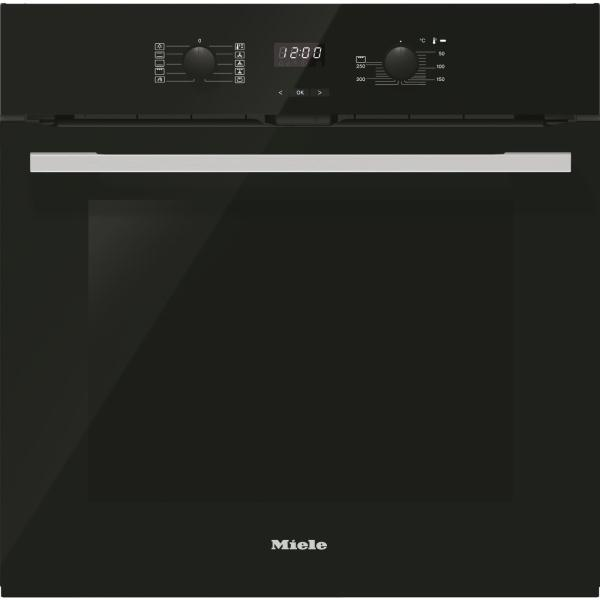 Photo Four Miele Multifonction Pyrolyse H2561BPNR