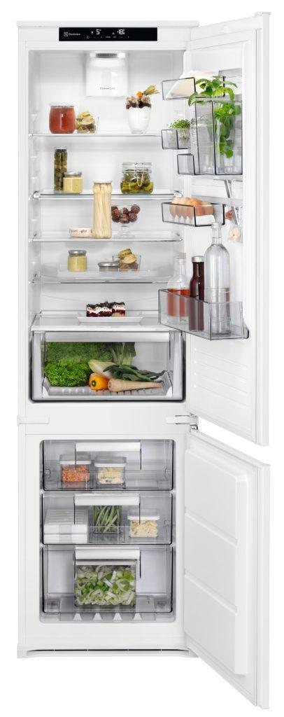 Photo Réfrigérateur Combiné Intégrable Electrolux ENN3054ESW