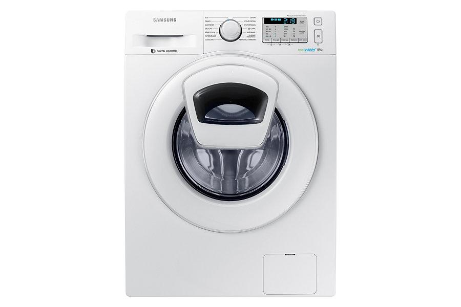Photo Lave Linge Samsung Frontal WW80K5413WW