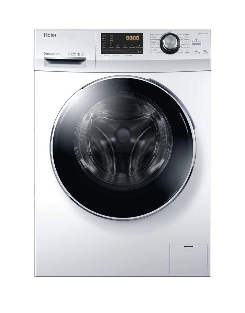 Photo Lave linge Frontal Haier HW90-B14636N