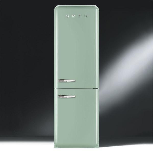 Photo Réfrigérateur Combiné Smeg FAB32RPG3