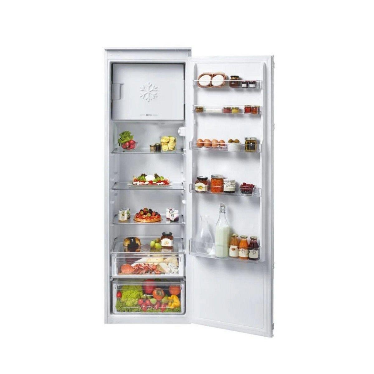 Photo Réfrigérateur 1 Porte Intégrable Candy CFBO3550E/N