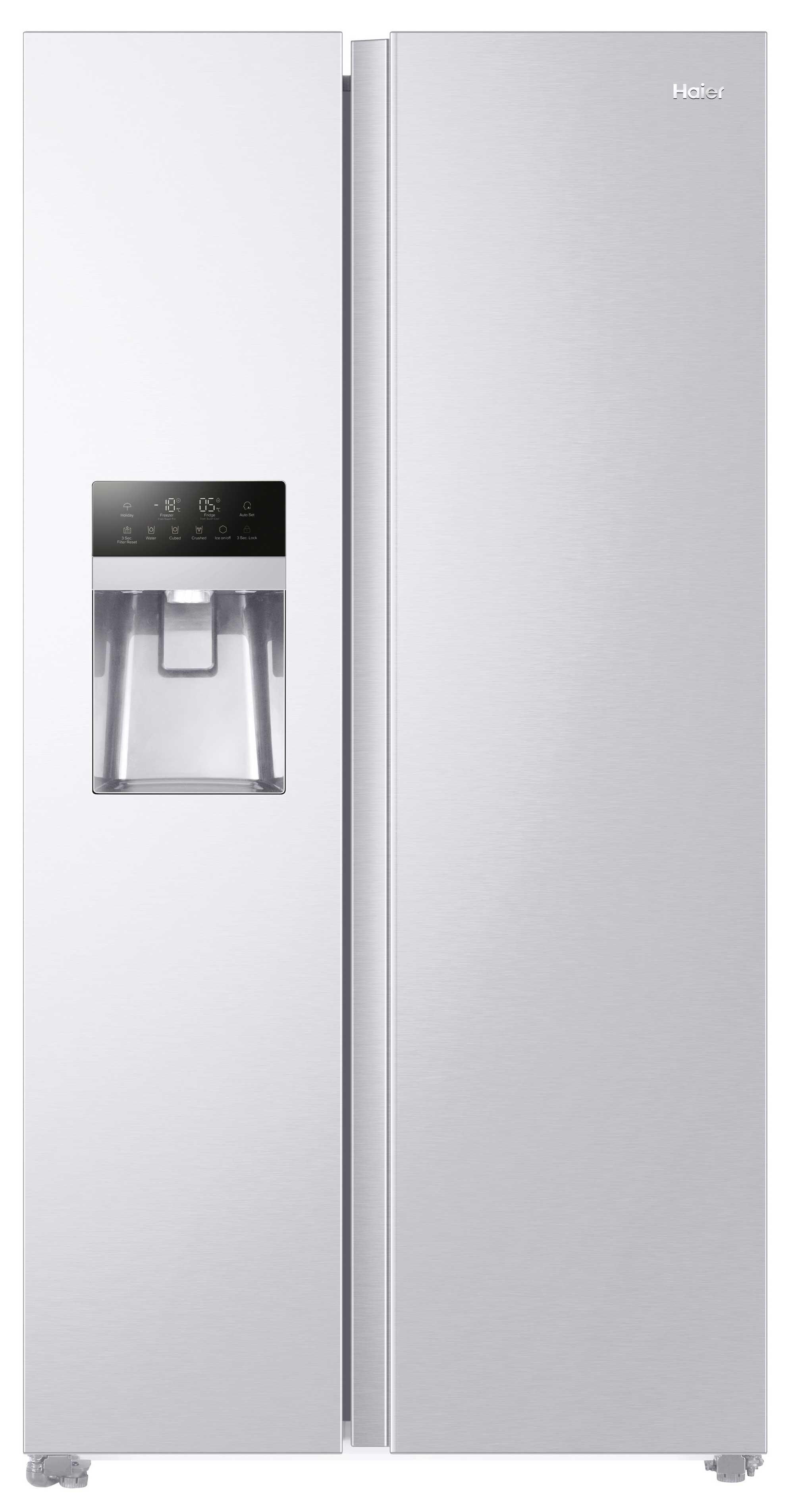 Photo Réfrigérateur Américain  Haier HSR3918FIPW