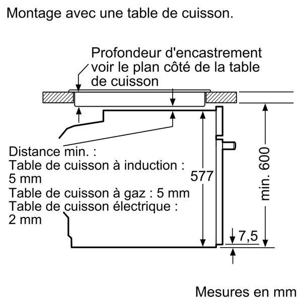 four pyrolyse multifonction slide hide neff b57cr25n0. Black Bedroom Furniture Sets. Home Design Ideas