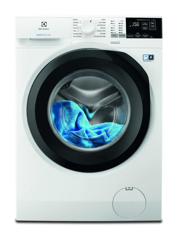 Photo Lave-linge Frontal Electrolux EW6F4805BR