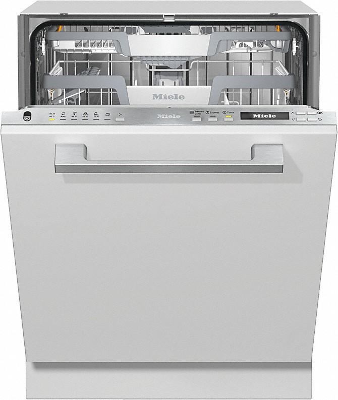 Photo Lave Vaisselle Tout Intégrable Miele G7150SCVI