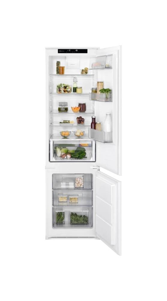 Photo Réfrigérateur Combiné Intégrable Electrolux LNS8FF19S