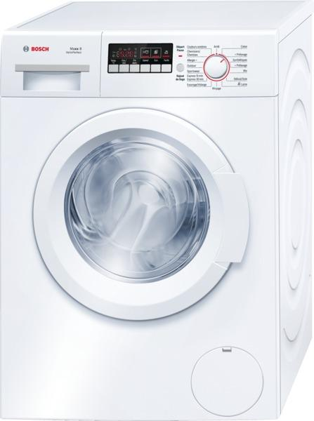 Photo Lave linge Bosch Frontal WAK28260FF