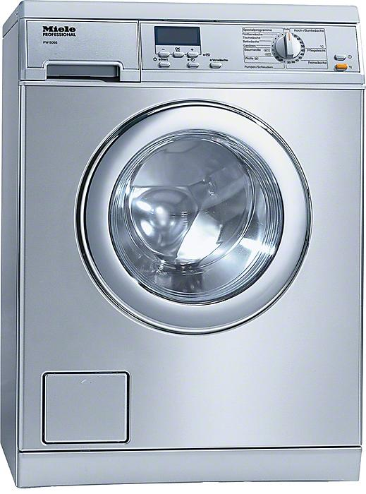 Photo Lave-Linge Miele Frontal PW5065LP INOX