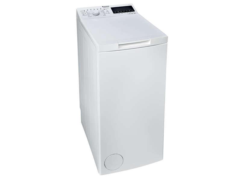 Photo Lave linge Top Hotpoint Ariston WMTG722HFR