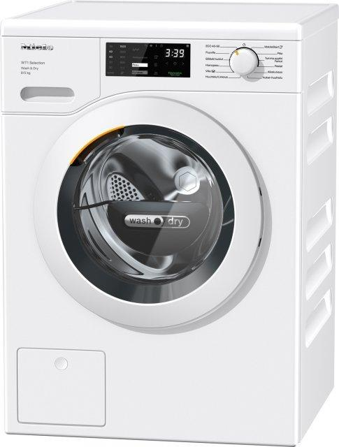 Photo Lave-Linge Séchant Miele WTD163WCS