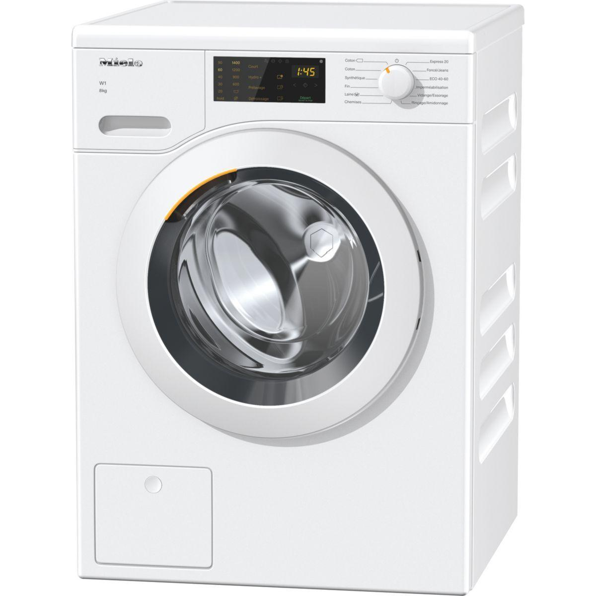 Photo Lave-Linge Frontal Miele WCD120