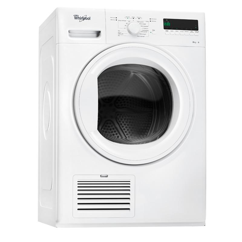 Photo Sèche-Linge Condensation Whirlpool DGELX80110