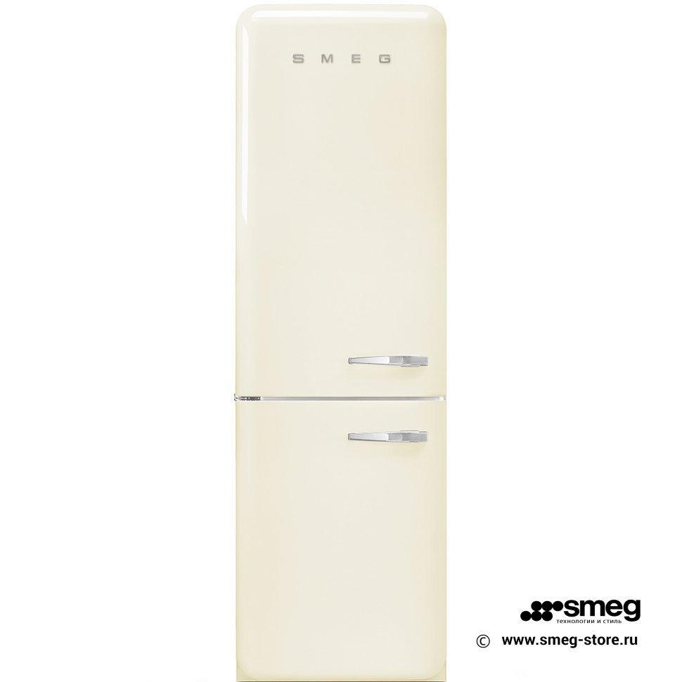 Photo Réfrigérateur combiné Smeg FAB32LCR3