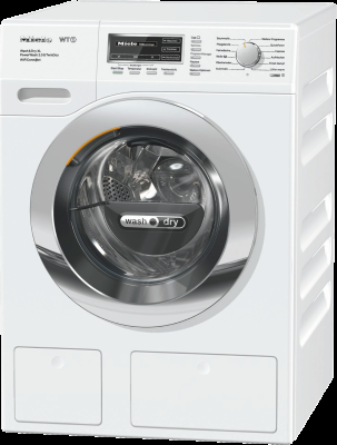 Photo Lave-Linge Séchant Miele WTZH730WPM