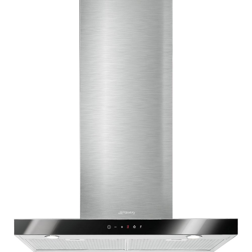 Photo Hotte Décorative Smeg KS605NXE