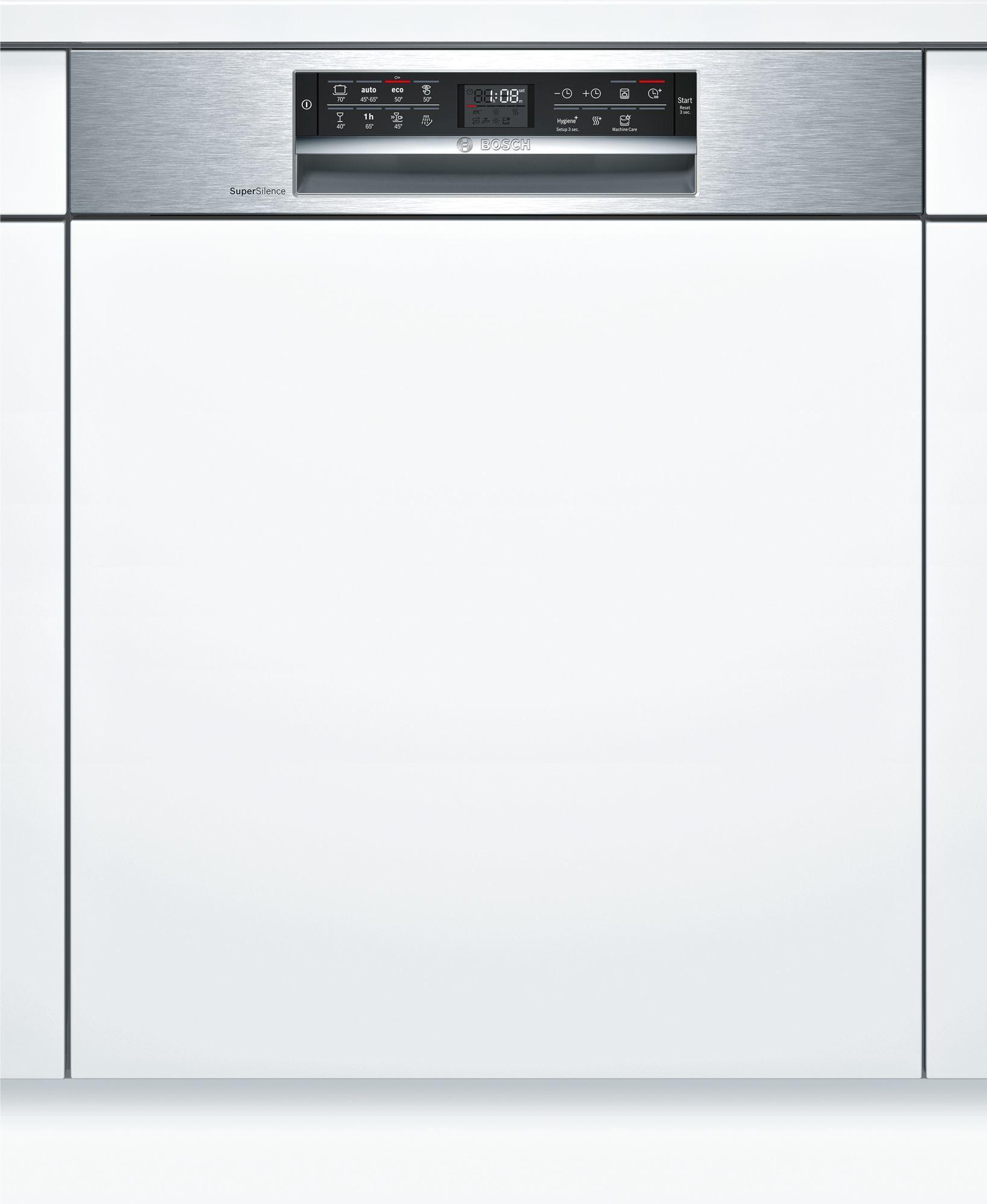 Photo Lave Vaisselle Intégrable Bosch SMI68NS07E