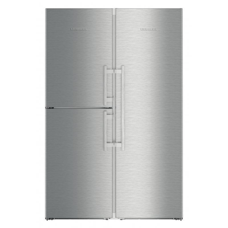 Photo Réfrigérateur Side-By-Side Liebherr SBSES8473-20