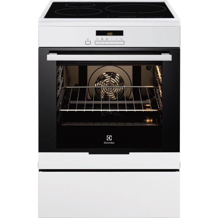 Photo Cuisinière Induction Electrolux EKI6771AOW