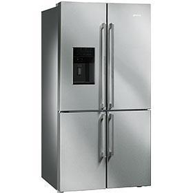 Photo Réfrigérateur Smeg Americain FQ75XPED
