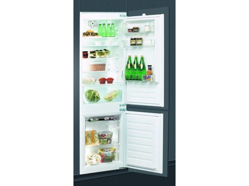 Photo Réfrigérateur Combiné Intégrable Whirlpool ART6514/A+