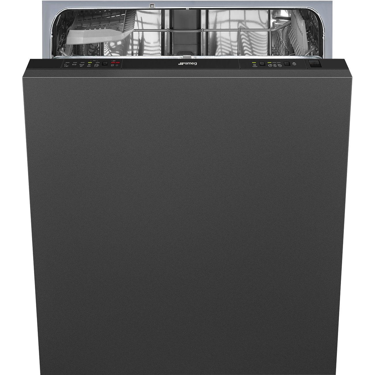 Photo Lave vaisselle intégrable Smeg STL2501CFR